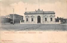 LIMA, PERU, INSTITUTO DE VACUNA Y SUEROTERAPIA - PENITENCIARIA, c. 1902