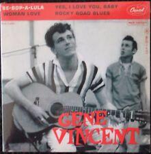 GENE VINCENT   CD 4 TITRES