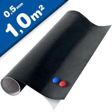 Magnettafel / Kreidetafel - Tafelfolie magnetisch selbstklebend 1x1m + 2 Kreide