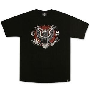 Brand New Rebel8 Bomb Often T Shirt Black