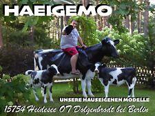 Holstein Friesian Deko Kuh lebensgroß lebensecht cow mucca vache krowa koe vaca