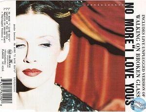 """ANNIE LENNOX NO MORE """" I LOVE YOU'S """" MAXI CD eurythmics"""