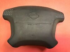 1997-1999 NISSAN MAXIMA AIR BAG DRIVER USED OEM TAN!
