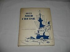 USS Franklin D. Roosevelt CVA-42, 1972 Navy Cruise Book