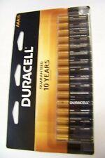 Duracell® Coppertop AAA Alkaline Batteries-16pack-1st Class Shipping-Exp 2030