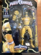 Saban?s Power Rangers Ninja Storm Yellow NIB
