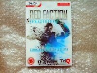 PC RED FACTION ARMAGEDDON COMMANDO & RECON EDITION Shooter New & Sealed