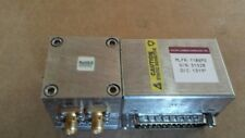 Micro Lambda MLFR-1108PD Electromagnetic Band-Reject YIG Filter