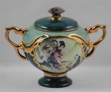 Music Box Ardleigh Elliott Porcelain Beauties of the Red Mansion Heirloom 1999