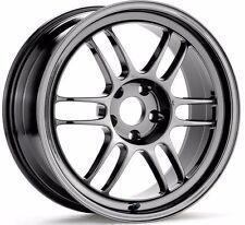 """Enkei RPF1 Wheels 18x9.5"""", 15mm, 5x114.3, SBC EVO 8 9 X 350Z Rims 3798956515SBC"""