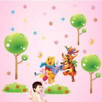Wandtattoo Wandsticker Baby Winnie Pooh Tigger Wandaufkleber Disney Kinderzimmer