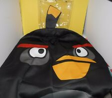 2011 Paper Magic Black Bomber Bird Adult Costume One Size Fits Most Angry Birds