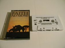 Faith No More US Cassette 4 Trk Songs To Make Love By NM Easy Maxi '93