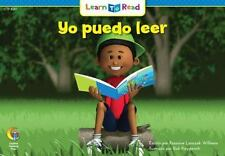 Yo Puedo Leer = I Can Read (Paperback or Softback)