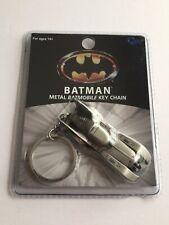 BATMAN BATMOBILE - METAL 3D REPLICA KEYRING