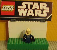 """STAR WARS LEGO LOT  MINIFIGURE--MINI FIG  """"  BIB FORTUNA  ---- 4475  RARE!!!!  """""""