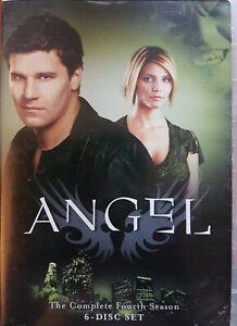 ANGEL COMPLETE SEASON 4 DVD BOXSET