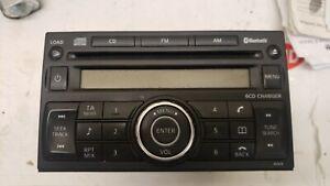 2007 NISSAN QASHQAI 1.5 DCI CD PLAYER 28185 JD40A