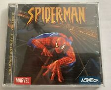 Spider-Man Jewel Case (PC, 2002) Marvel Activision Rated - E for Everyone
