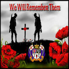 **WE WILL REMEMBER THEM** -  *NEW* - LOYALIST/ULSTER/ORANGE CD
