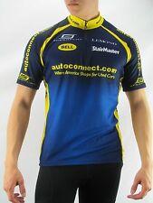 Squadra Autoconnection Bell Vintage Men's Cycling Jersey Shirt USA Size XL  AP1