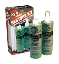 aFe Power Pro Dry S Air Filter Restore Cleaner Cleaning Tune Up Kit 90-59999