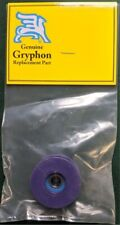 Purple Idler Pulley & Bearing for Gryphon Zephyr Ring Saw