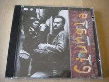 Giancarlo Nisi Giungla pop disco CD 1993 Il centro dei pensieri Mosaici Donna