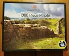 English Heritage Hadrians Wall 1000 piece jigsaw puzzle new sealed