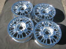 "4 NEW 15"" FACTORY FORD COUGAR THUNDERBIRD  CHROME OEM WHEELS RIMS  1996-1997"