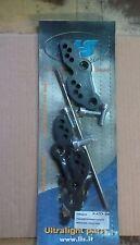 Parsu01n Piastre Arretramento Pedane Lls Suzuki Gsxr 600-750 2004/2005