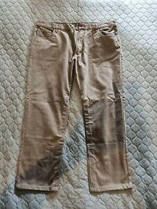 Weekenders Beige Brown Mens Pants Jeans Chinos 102