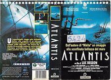ATLANTIS (1991) vhs ex noleggio