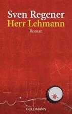 Sven Regener Herr Lehmann