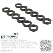 AA PERMASEAL VALVE STEM SEALS 6 CYL 149-161-179-186 RED MOTOR [HOLDEN EH-HD-HR]