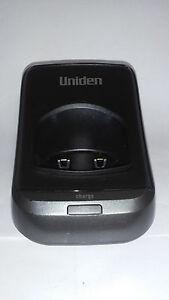 uniden handset charging base for handsets tru9466 tru9496 tru9485 tru9488 txc905