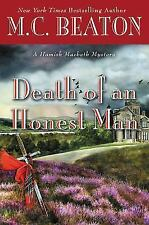 A Hamish Macbeth Mystery: Death of an Honest Man by M. C. Beaton (2018, CD, Unabridged)