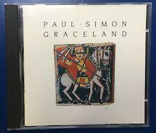 CD PAUL SIMON GRACELAND 925447 2 GERMANY 1986