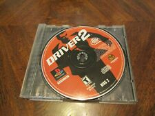 Driver 2 (Sony Playstation PS1)