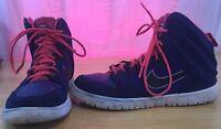 Nike Dunk Free Model 599466-401 Basketball Shoes Men's US Size 8 UK 7 Eur 41