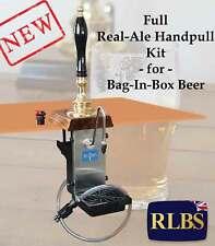 More details for new - beer hand pump (beer engine) set-up for bag-in-box (bib) real ale /ciders
