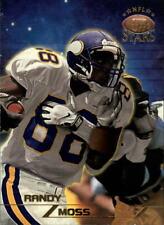 1998 Topps Stars Gold #66 Randy Moss /1999 - NM-MT
