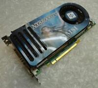 320MB MSI NX8800GTS nVidia GeForce 8800 GTS Dual DVI PCI-e Graphics Video Card