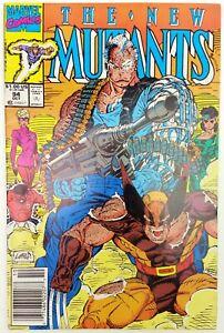 1994 Marvel Comics The New Mutants Comic Book