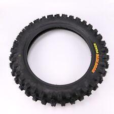 Kenda Carlsbad 80/100-12 inch Rear Knobby Tire/Tyre &Tube MX Pit Dirt Trail Bike