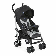Chicco Echo - silla de paseo ligera y compacta 7 6 kg color gris