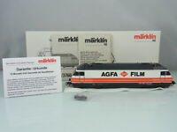 "Märklin H0 83463 E-Lok Serie 460 SBB Re 4/4 ""Agfa Film"" Digital OVP"