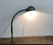 Ancienne Lampe D'atelier usine ADHER  Dans son jus d'origine NO GRAS JIELDE