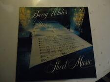Barry White – Barry White's Sheet Music - LP