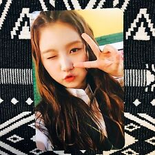 [PRISTIN Sungyeon] Photocard A Ver. Official Hi! Pristin 1st Mini Album 성연 K-Pop